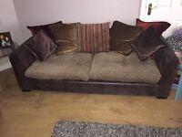 Sofa an 2 chairs
