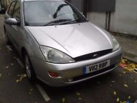 FORD FOCUS CHEAP RUNABOUT