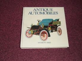 Antique Automoblies