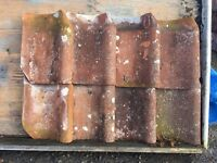 2000 Pantiles clay Colthurst Symons roofing tiles