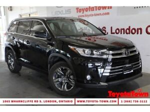 2018 Toyota Highlander LIMITED DEALER DEMO WITH TINT AND REMOTE