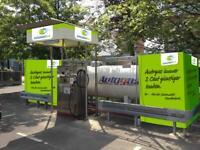 Planung & Installation Autogastankstelle - LPG Autogas Tankstelle Berlin - Wittenau Vorschau