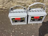 Mobility scooter batteries £10