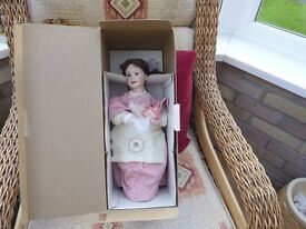 Doll ( MEG ) from the Aston-Drake Galleries Little Women Collection with certificates