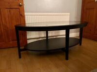 Ikea Coffee Table Black