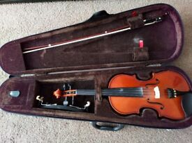 stentor student standard violin + accessories