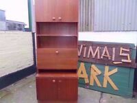 Drop down Display Cabinet Shabby Chic Project Delivery available