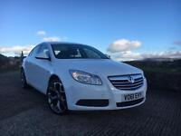 2011 Vauxhall Insignia 2.0 Cdti Exclusive 160 Bhp 6 Speed. Finance Available