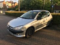 Peugeot 206 for sale!! Cheap price