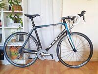Cube Agree GTC Carbon Road Racing Bike 60cm XL Shimano Tiagra (3x10 Speed) - Serviced