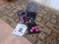 Babyliss curling pod excellent condition like new unwanted gift cost £80 new will sell for £30