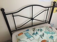 Single bed black *excellent condition*
