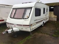 Swift utopia (challenger) 530 4 berth 2000 in superb condition