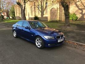 BMW 3 SERIES 320D 2.0 EXCLUSIVE EDITION 184BHP 4DR....SALOON, 2010 (60 PLATE)