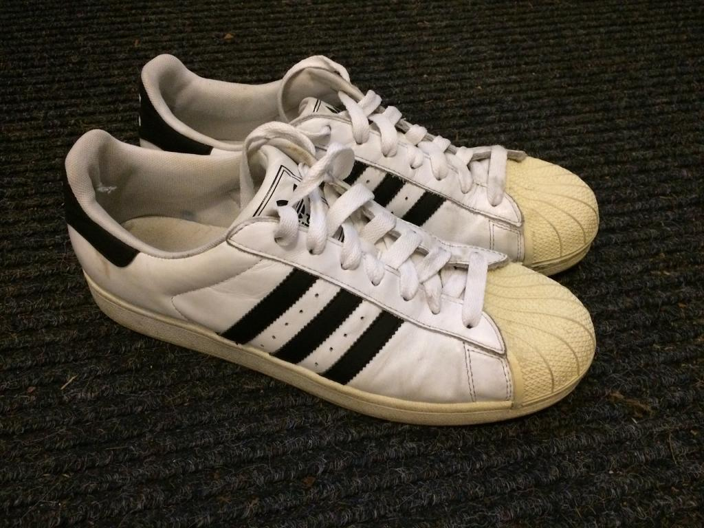 Adidas Trainers - Size 11