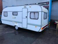 5 Berth Coachman Caravan with Full Awning