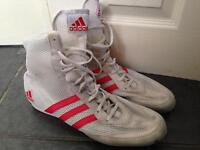 Addidas Boxing boots for sale- size 11