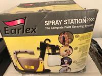 Earlex Spray Station Ultimate HV2900VUK 550W Paint Preservative Sprayer