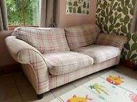3 seater / double Sofa Bed Laura Ashley Free