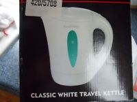 Russell Hobs, Travel kettle. little used.