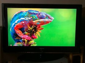 "Samsung 46"" LCD TV (LE46M87BDX ) in excellent condition - offers considered"