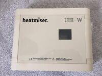 Heatmiser UH1-W - 8 Zone Wireless Wiring Centre / Underfloor Heating