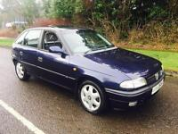 For sale or swap Vauxhall Astra LS 1998 2 keys Service history alloys
