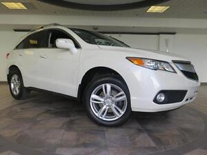 2014 Acura RDX LEATHER V6 SUN ROOF
