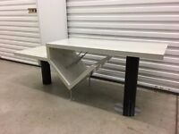 Bang & Olufsen B&O 1980s Attyca Hifi Tv unit stand. Designed by Jacob Jensen. Delivery Possible