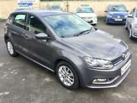 VOLKSWAGEN POLO 1.4 TDI DIESEL, 2014 **DRIVE AWAY FROM £42 A WEEK**