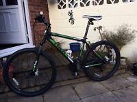 "Trek 18"" mountain bike"