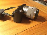 Sony digital SLR camera NEX5