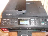 Brother Colour A3-A4 Printer , Scanner, Fax and Wireless 20no Extra Cartridges
