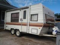 1988 18' terry trailer