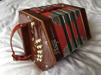 Concertina + padded bag