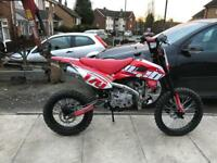 Pitbike stomp Detroit 170cc