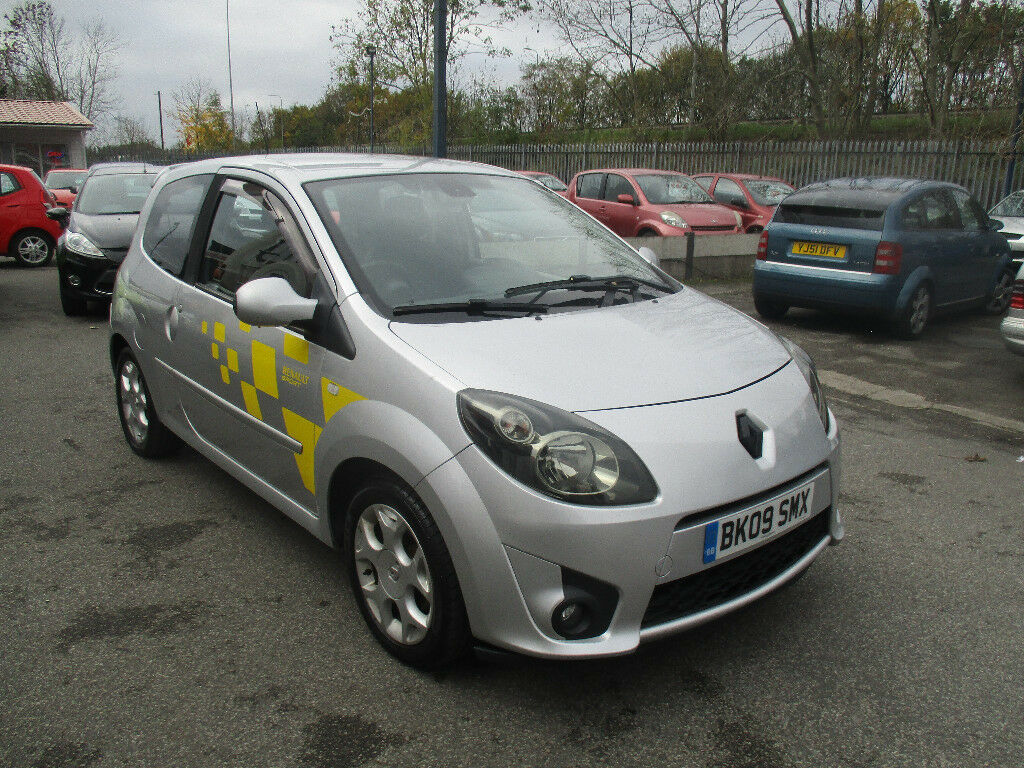 Renault Twingo 1.2 GT 3dr COMES WITH 12 MONTHS MOT SERVICE HISTORY