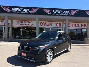 2012 BMW X1 AUTO* AWD LEATHER PANORAMIC ROOF 111K