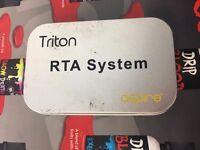 *****SALE***** Aspire Triton RTA System