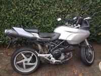 Ducati Multistrada 1000 DS 2004 - Termignoni Exhaust, PERFORMANCE ECU - Excellent Condition