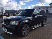 Black Range Rover Sport - 20 Inch Alloys, iPad Conversion, Heated Seats, Rear Camera