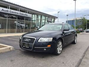 2007 Audi A6 3.2 at Tip Quattro