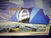 Brand new, unused, Pro Action 4 Man tent