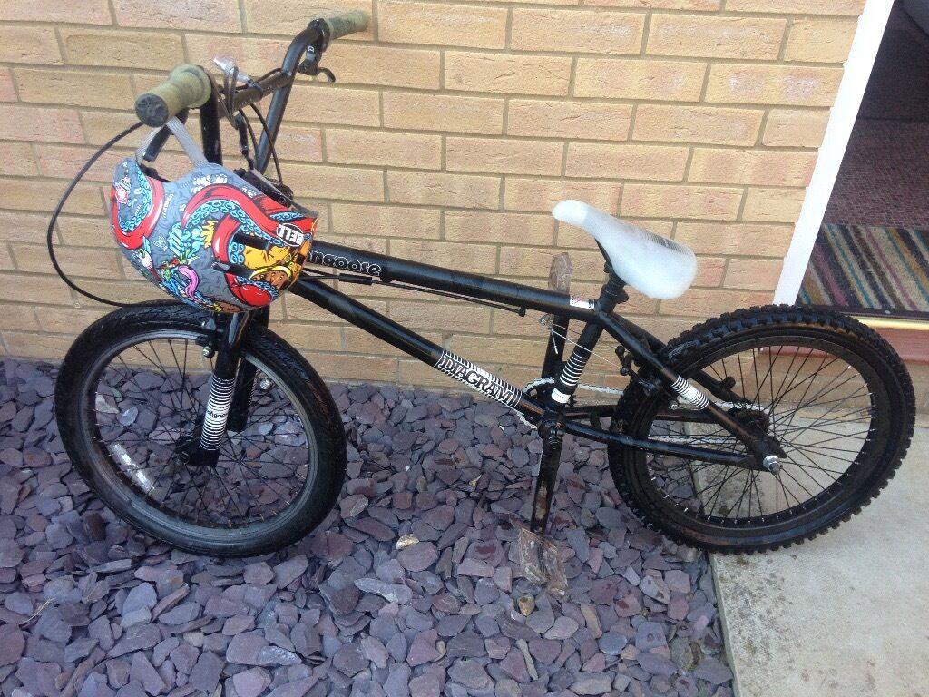Bmx Bike Mongoose Diagram Bell Helmet In Norwich Norfolk Gumtree Of A Bicycle