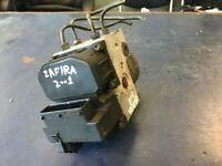 Used, 2003 VAUXHALL OPEL ZAFIRA ABS PUMP MOTOR MODULE ECU BOSCH 0273004362 LB 90581417 BREAKING £60 for sale  Luton, Bedfordshire