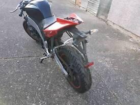 Aprilia rs4 125 parts