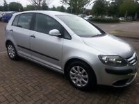 2006 vw golf plus 1.9 12 month mot new clutch fly wheel