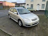 2005 (05 reg), Toyota Corolla 1.6 VVT-i Colour Collection 5dr Hatchback, £1,395 p/x welcome