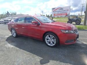 2015 Chevrolet Impala 1LT! NEW TIRES! CERTIFIED!