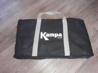 Kampa gas cooker. 2 rings and grill